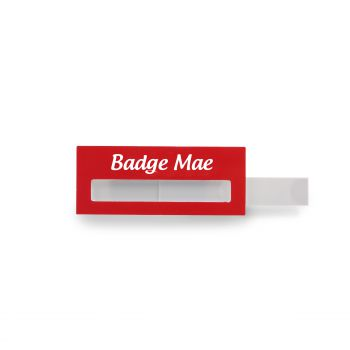 Badge Mae